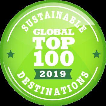 Bled ponovno med 100 najbolj zelenimi destinacijami sveta