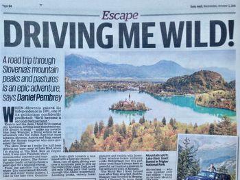 Bled v Daily Mailu