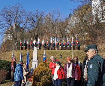 Slovenski kulturni praznik na Bledu