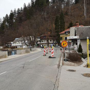 Most čez Jezernico