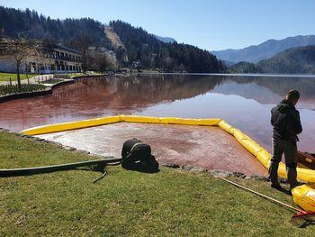 Blejsko jezero: ukrepi zbirno