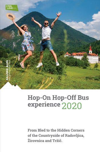 Koronavirus: Kljub epidemiji je knjižica Hop on Hop off pripravljena