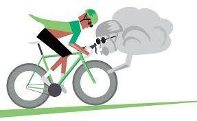 Policisti opozarjajo kolesarje!