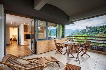Popoln odklop na Bledu v prenovljenem Hotelu Park