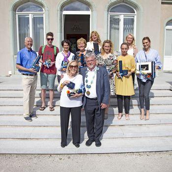 Nagrajenci Občine Bled