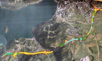 Projekt Južna razbremenilna cesta na Bledu je prostorska ureditev državnega pomena