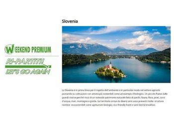 Revija Weekend Premium nominirala Slovenijo za najbolj zeleno državo na svetu