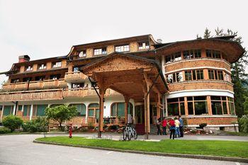 Hotel Ribno in Dirka po Franciji