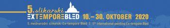 5. SLIKARSKI EX TEMPORE BLED 2020