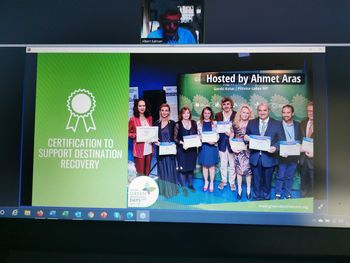 Globalno srečanje zelenih destinacij sveta, Bled ponovno med 100 najbolj zelenimi destinacijami sveta