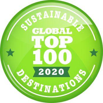 Bled ponovno med 100 najbolj trajnostnimi destiancijami sveta
