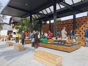 Tržnica Bled je odprla svoja vrata
