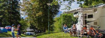 Kamp Bled in Glamping Garden Village Bled najboljša v svojih kategorijah