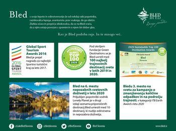 Nagrade Bledu – kako nas vidi tujina