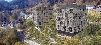 Hotel Europa: Zbornica za arhitekturo in prostor je izbrala najboljšo rešitev