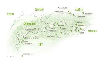 Alpski biseri: 15 let mreženja za trajnostna počitniška doživetja