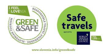 Poziv Slovenske turistične organizacije k uporabi znaka GREEN&SAFE