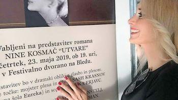 Nov projekt Nine Kosmač in Marka Miklavca
