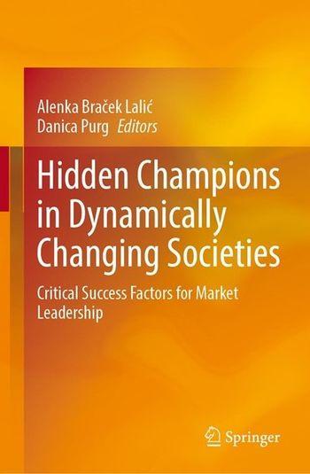 Pri založbi Springer je izšla knjiga o Skritih zmagovalcih (Hidden champions), visoko inovativnih podjetjih v 22 državah sveta