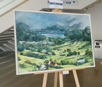 5. slikarski Ex tempore Bled