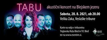 Akustični koncert skupine Tabu