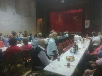 Srečanje starostnikov v Dobrniču