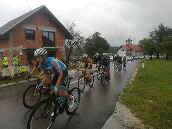 Vzpodbujanje kolesarjev na Občinah