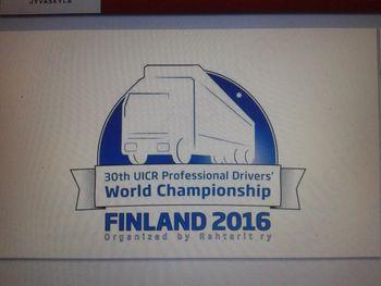 30.  UICR svetovno prvenstvo poklicnih voznikov