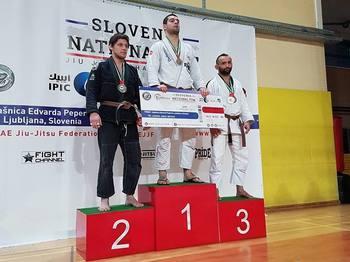 Ramdedovič  z novo zmago v Jiu-jitsu