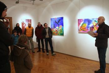 Slovenija, odprta za umetnost – Pogled od zgoraj