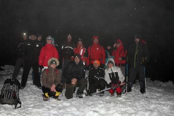 Zimska pravljica na Malem Golaku