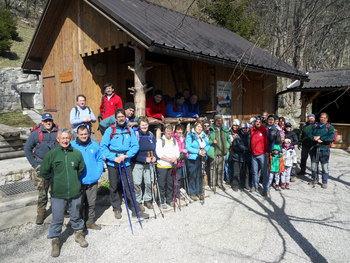 Pred vrati že 20. jubilejni Velikonočni pohod na Malo goro