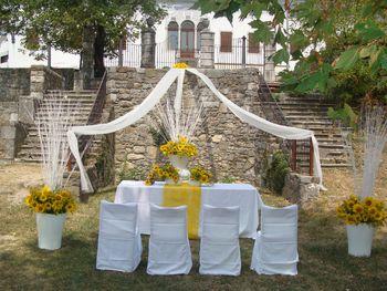 Osvojita grajsko poroko