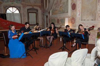 Baročni koncert na dvorcu Zemono