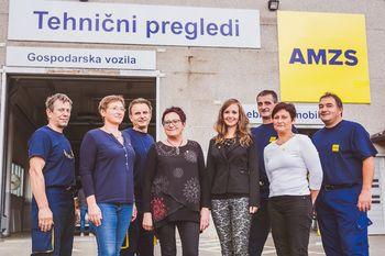 AMZS otvoril dve novi enoti v Ajdovščini in Vipavi