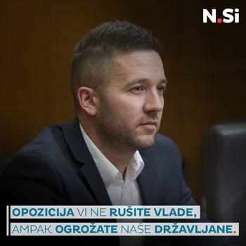 Zanimivo je, da lahko slovenski vojak varuje države po celem svetu, če pa hoče varovati Slovenijo in našo južno mejo, pa potrebuje dvotretjinsko večino poslancev.