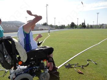 Koroški paraplegiki z odličnim končnim 2. mestom ekipnega tekmovanja atletike