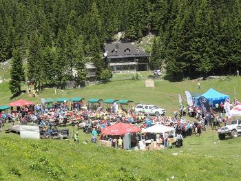 Slovenski planinci so se srečali na Golteh