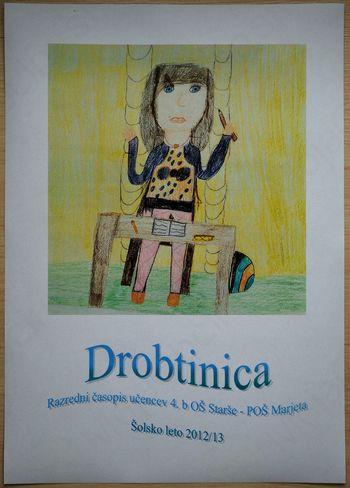 """Rodila se je """"Drobtinica"""" ..."""
