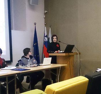 Ženski forum SG na volilni konferenci ŽF SD