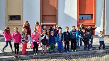 Otroci aktivno preživljali jesenske počitnice