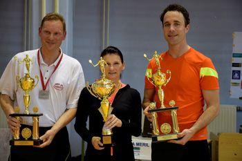Znani zmagovalci Koroškega pokala v badmintonu (KPB) za sezono 2014/15