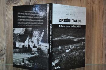 Predstavitev knjige o Zreških talcih