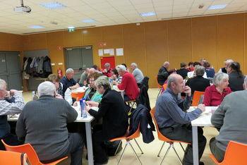 Redno mesečno srečanje članov ILCO društva za Koroško
