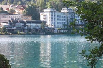 Tek in triatlon na Bledu