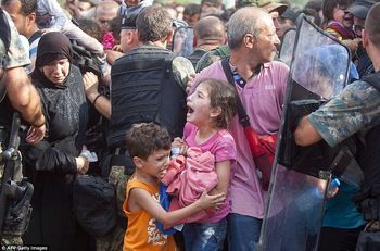 Slovenj Gradec pripravljen pomagati beguncem