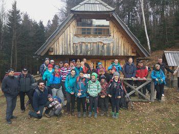 Silvestrski pohod PD Vransko za 2018