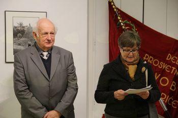 DPD SVOBODA KIDRIČEVO – NAŠIH 70 LET: Odprtje razstave fotografij Stojana Kerblerja