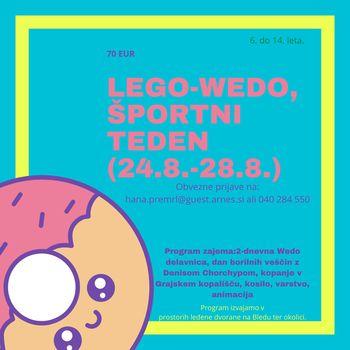 LEGO-ŠPORTNI TEDEN (24.8.-28.8.)