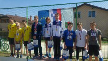 Sevničani zmagali na prvenstvu Slovenije v gorskih tekih za štafete